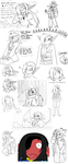 IthinkIhaveanobsession - sketchdump by ChibiCorporation