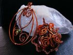 Pendant and pendant by Mirtus63