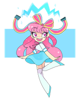 Gravity Falls - Giffany by blue-pizza123