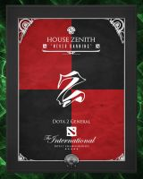 TI3 Banners - Zenith by goldenhearted