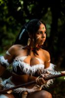 Nidalee --- League of Legends by SlythSalaz