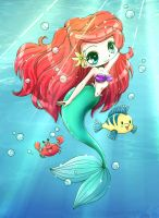 Under the Sea by Nienri