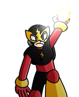 Elec Man again by Eleckles