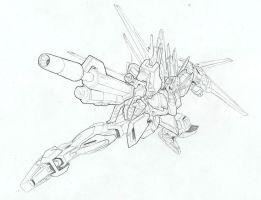 Gundam Seed WIP by MLeth