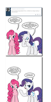 Ask Twixie Tumblr #451 by Dekomaru