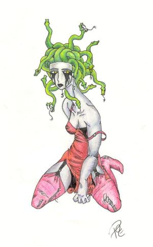 Contemporary Medusa