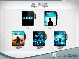 Falling Skies Icon Pack by GianMendes