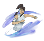Avatar: Legend of Korra by tricneu