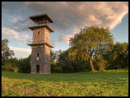 Erben's Tower by Pildik