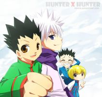 Hunter x Hunter: Restarted by miychi