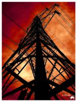 The Tower Poster by Cique
