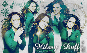 Hilary Duff by Appis94