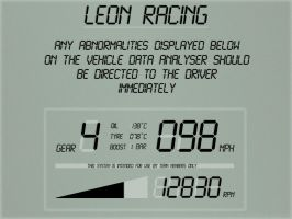 Leon Racing Data Analyser by electrostat