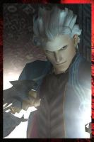 DMC Portraits - Vergil 8 by The-Bone-Snatcher