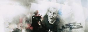 Tony Stark and Steve Rogers | Timeline. by Silviabilia