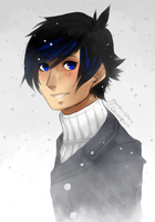A DEVIOUS WINTER KOHAK has appeared! by Pharos-Chan
