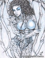 Kerrigan blueline pencils by gb2k
