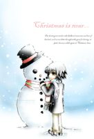 KH - Riku's Christmas by angeLEE