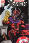 Magneto Sketch Cover by Chris Foreman by chris-foreman