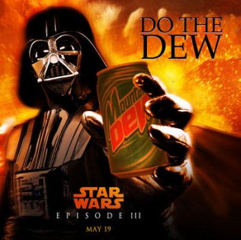 Darth Does the Dew by dm29