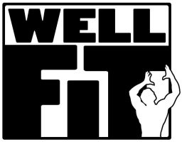 Well Fit Logo by astronuts71