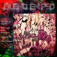 Blend en PSD ARE YOU READY by ialwayshavefun