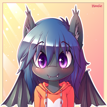 Portrait Commission: Starfall by t-Hoodie