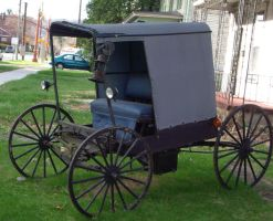 AMish Buggy by Buhla