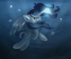 Shadow waters [remake] by thedutchbrony