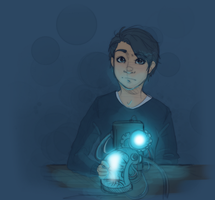 tony stark: kid genius by Avender