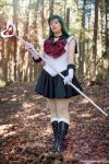 Super Sailor Pluto by StarDustShadow