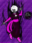 grimdark rose by StrawberryChocolate1