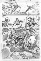 Legion Issue 2 p.14 by Cinar