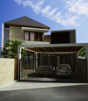 Living house, conceptual by ivanth