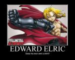 Edward Elric by FallinFeathers