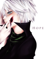 Hope by Mizury
