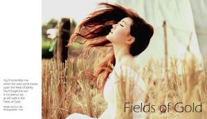 Fields of gold by Yul555