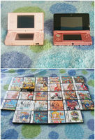 My Nintendo DS, 3DS, and games by Sweet-Blessings