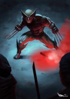 Wolverine by Digraven