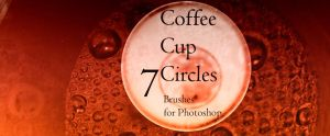 7 Coffee Cup Circles by kanonliv
