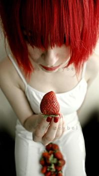 Strawberry Lover by brooze