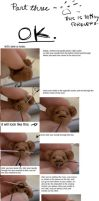 bear tutorial part thuhree by cakeface