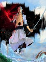 The Lord of the Swords: The Return of the King by 13Swordz