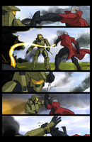 Belligerent 10 by Halo-Yokoshima