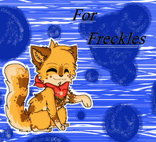 Freckles Fan-Art by Animerocksthebest