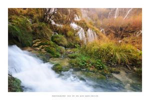 Plitvice Lakes 2012 - XV by DimensionSeven