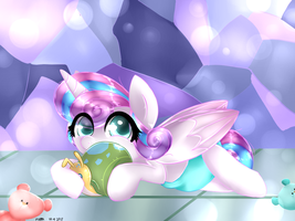 MLP SS7 EP3 : Flurry Heart and Whammy by papaii123