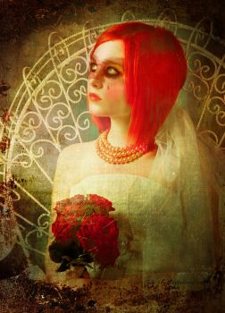 Redheaded Bride by Abiss