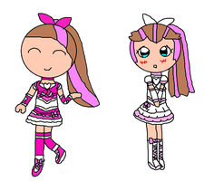 CG: Suite Precure Cosplay by Romance-Bunny
