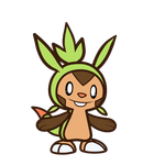 Chespin by Coonstito